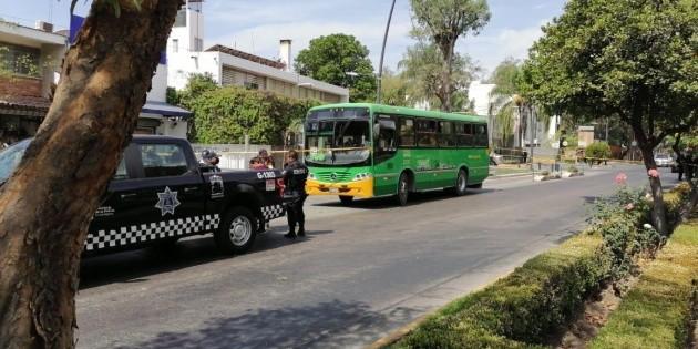 Seguridad en Jalisco: Prisión preventiva para hombre que mató a mujer en transporte público