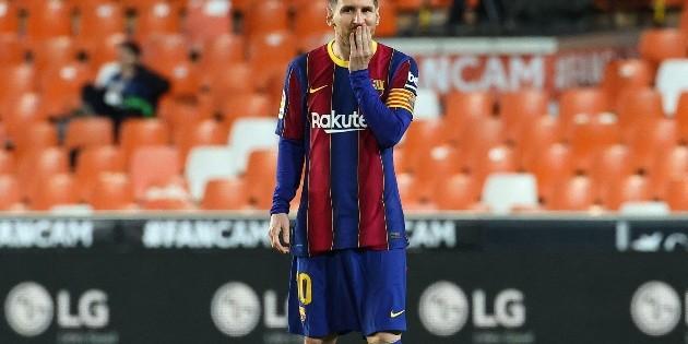 ¿Castigarán a Messi por organizar asado argentino en su casa?