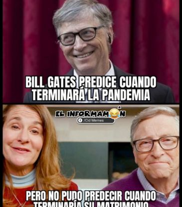 Hasta Bill Gates falla...