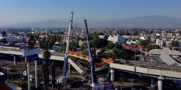 ¿Google censuró el tramo colapsado de la L12 del Metro en CDMX? Esto responde