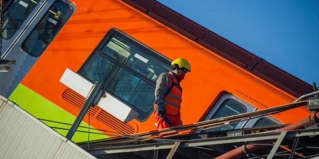Suman 24 muertos por accidente en Línea 12 del Metro enCDMX