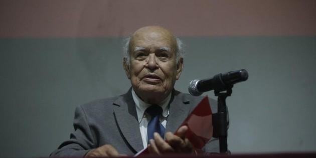 El padre ''Chayo'', ícono de la ciudad y del Estadio Jalisco