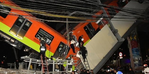 Kamala Harris externa condolencias tras colapso de la L13 del Metro de la CDMX