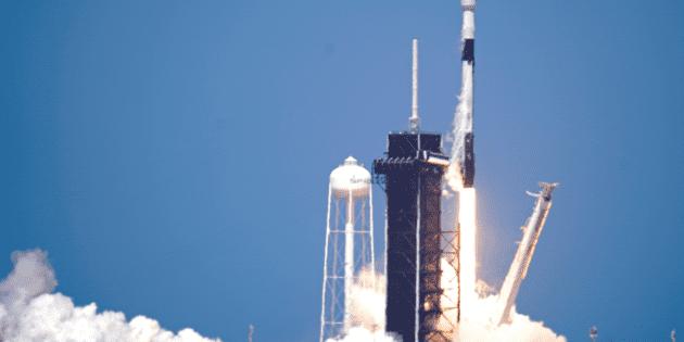 SpaceX lanza al espacio otros 60 satélites Starlink