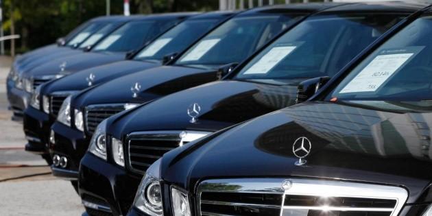 Ventas de autos registran rebote de 139.4% pero el volumen se estanca