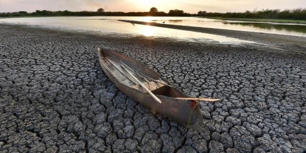 Sequía en México: La NASA alerta por escasez de agua en el país