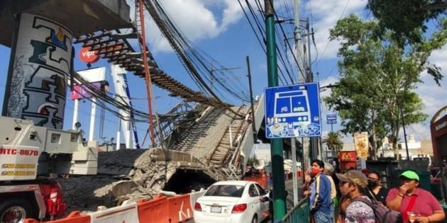 """Accidente en Línea 12: los barrios periféricos de Ciudad de México que quedaron """"marginados"""" tras la tragedia del metro"""