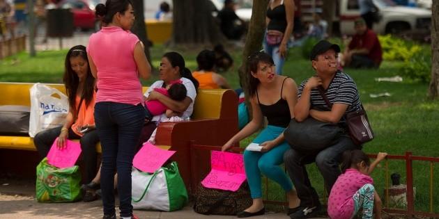 ''Nenis'': Iniciativa define un punto de entrega y recepción seguro en Toluca