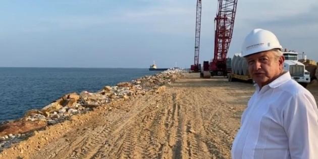 Corredor del Istmo estará a cargo de Semar para evitar concesiones: AMLO