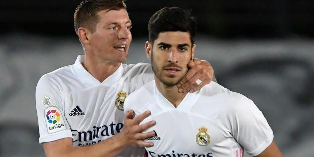 Dramático empate entre el Real Madrid y Sevilla
