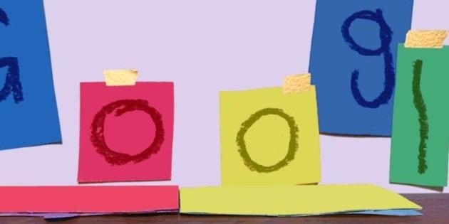 Google celebra el Día de las Madres con un doodle animado