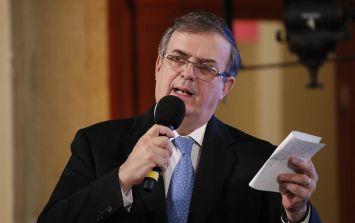 Marcelo Ebrard envía carta a The Economist tras portada de AMLO | El  Informador