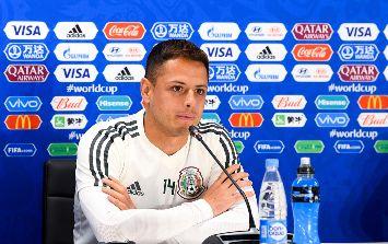 Javier Hernández ha declarado que él está en la disposición de regresar con el Tri. Imago7 / ARCHIVO