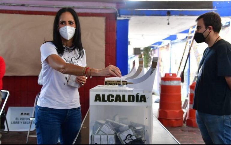 De acuerdo con los resultados de los conteos rápidos del Instituto Electoral capitalino, serán ocho mujeres las que encabezarán el mismo número de alcaldías. SUN/H.García