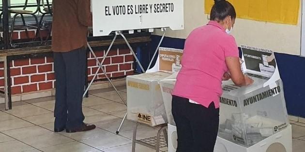 Elecciones 2021: Morena califica de ilegal recuento de votos en Tamaulipas