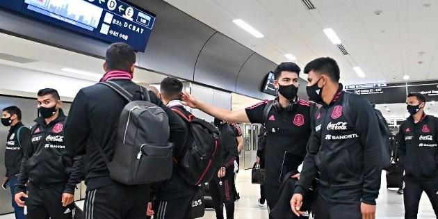 Seis jugadores reciben descanso en el Tricolor
