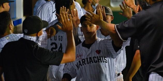 LMB: Mariachis saca las escobas ante Bravos