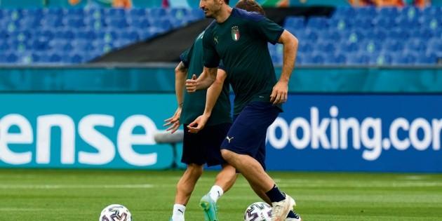 Italia pone en marcha la Eurocopa