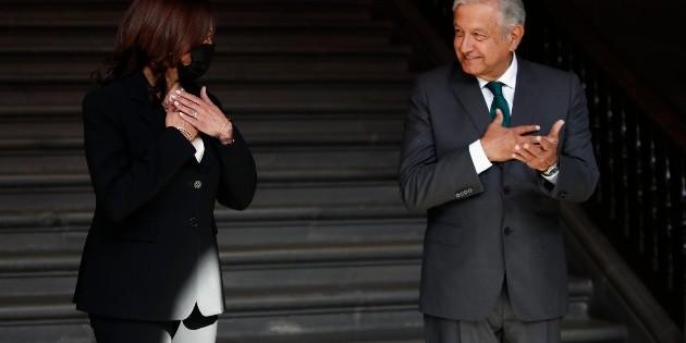La relación México-EU tras la visita de Kamala Harris, en análisis