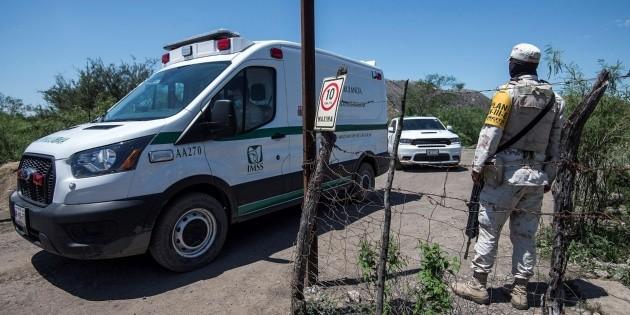 AMLO informa que fueron rescatados siete cuerpos de mineros en Múzquiz