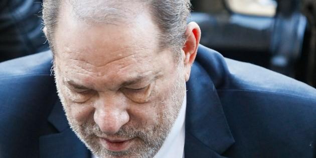 Harvey Weinstein será trasladado a California para enfrentar más cargos