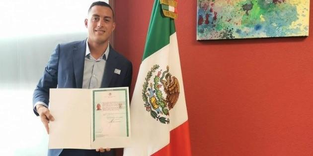 Funes Mori ya puede ser llamado a la Selección Mexicana