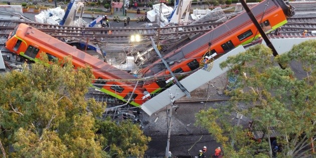Colapso en Metro de CDMX fue por falla estructural, concluye peritaje preliminar