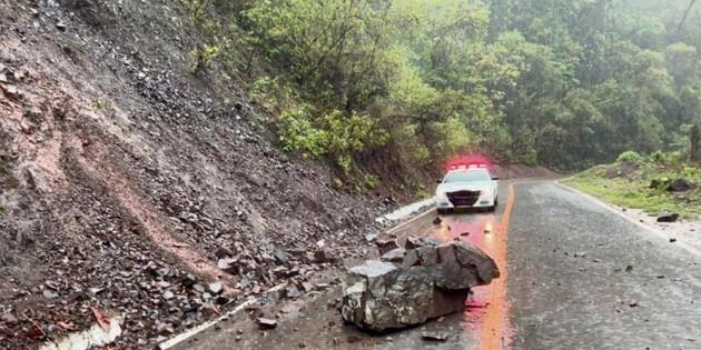 """""""Dolores"""" deja daños en 20 municipios de Michoacán"""