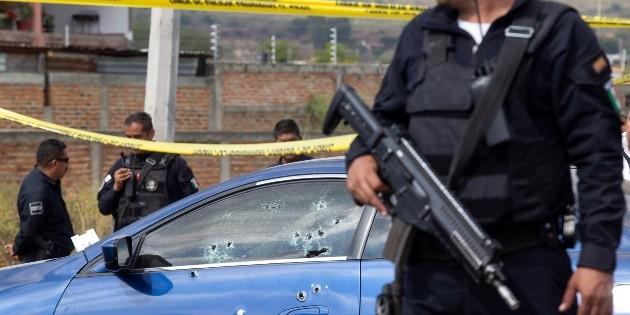 Mayo, el mes más violento de 2021; Jalisco, entre los estados con más homicidios