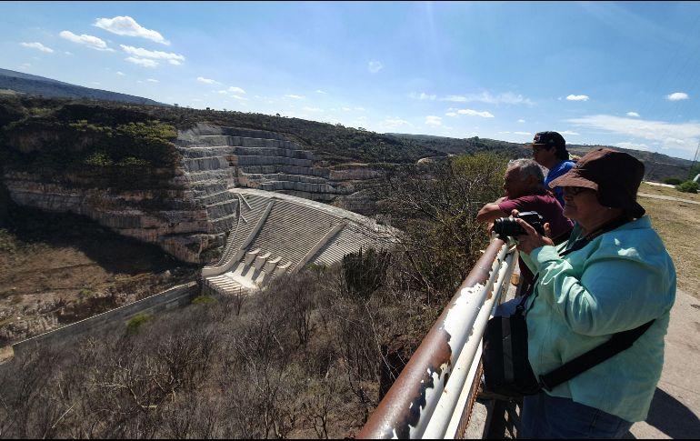 La Asamblea Comunitaria de Temacapulíndijo que ganó el juicio de amparo que obliga al gobernador de Jalisco y su gabinete a cumplir el Derecho de Petición por Presa El Zapotillo. EL INFORMADOR/ARCHIVO