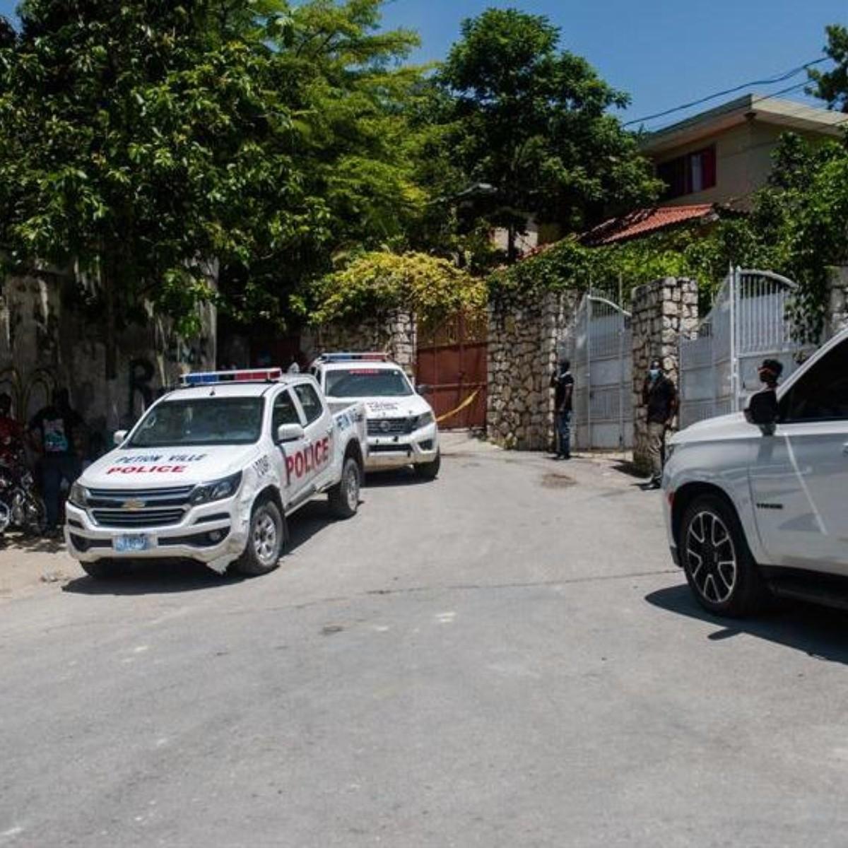 Haití: Abaten a cuatro supuestos asesinos del presidente Moise y detienen a  dos   El Informador