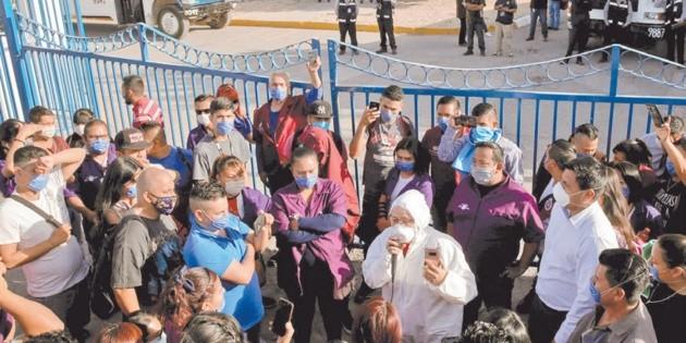 México debe hacer más para eliminar contratos de protección: EU
