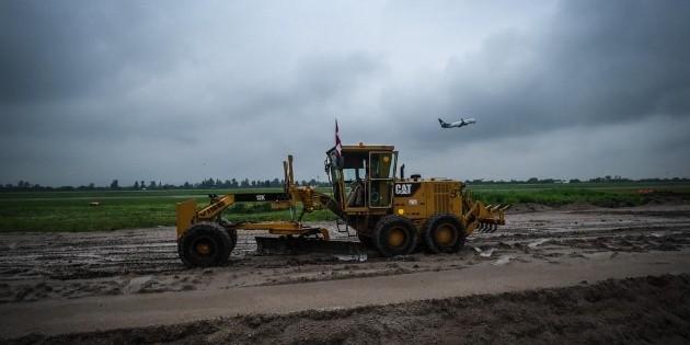Pandemia retrasa obras en Aeropuerto de Guadalajara; la inversión se mantiene