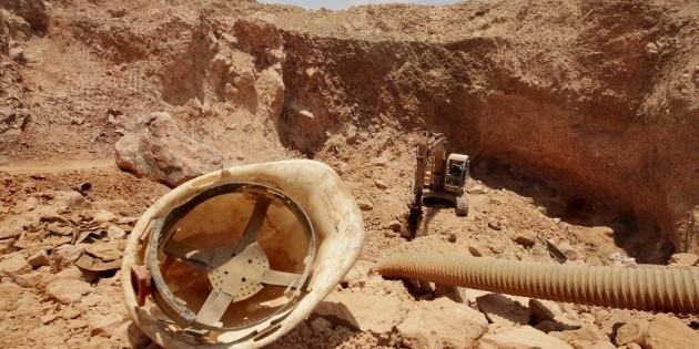 Mueren dos mineros tras derrumbe en Coahuila
