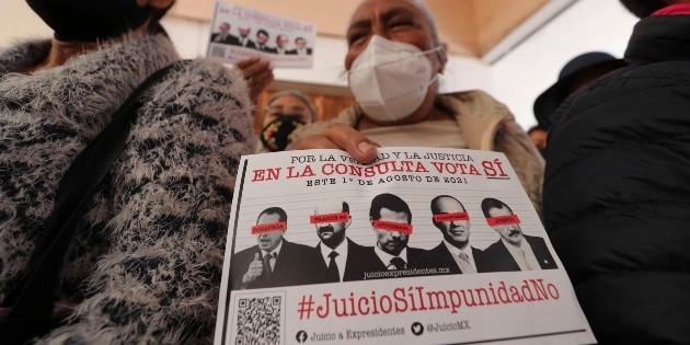 Córdova llama a participar en la consulta popular