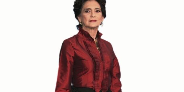 Me preocupa más la pobreza que los actores: Ofelia Medina