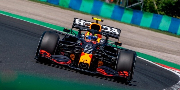 ''Checo'' Pérez ''tenía el potencial'' para una buena clasificación en el GP de Hungría