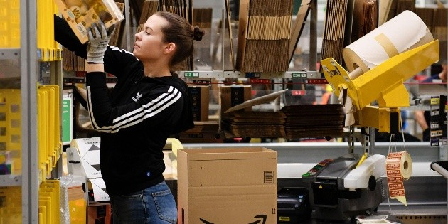 Europa impone millonaria multa a Amazon por malas prácticas publicitarias