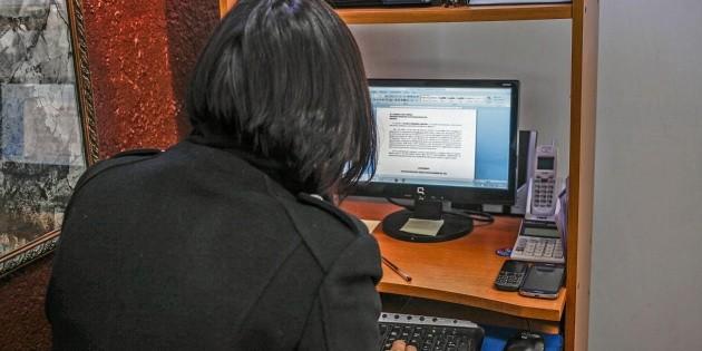 Las PyMES migraron al trabajo a distancia por confinamiento social