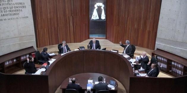 Reyes Rodríguez inicia trabajos de entrega-recepción en el TEPJF