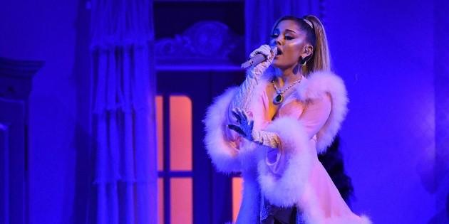 Ariana Grande hace su aparición en Fortnite