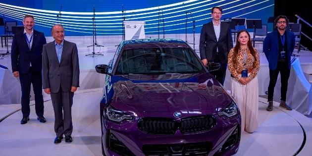 Automotriz: BMW produce su primer auto hecho en México
