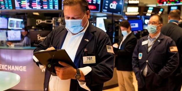 Wall Street cierra mixto, con baja en el Dow Jones tras datos de empleo