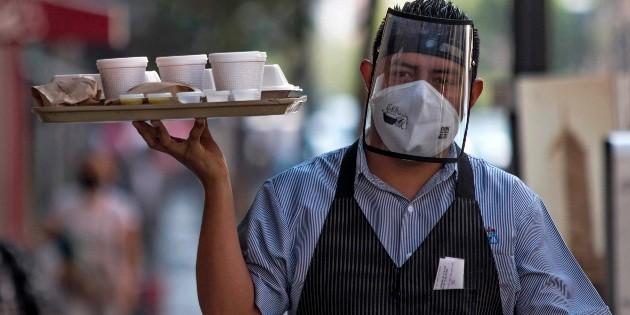 Empleo en México: Crean 128.9 mil puestos en agosto de 2021