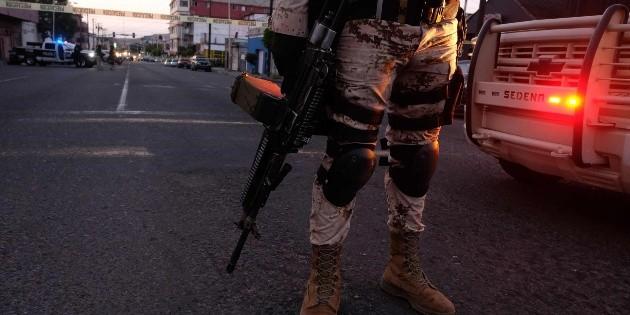 Reportan desaparición de 5 pobladores durante ataques en Tepalcatepec