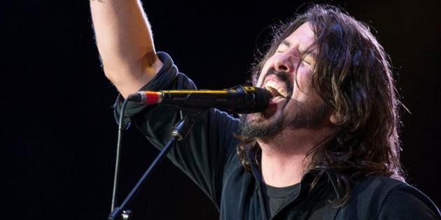 Aplazan concierto de Foo Fighters en CDMX