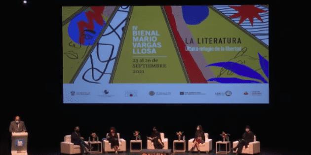 Comienza la IV Bienal de Novela Vargas Llosa