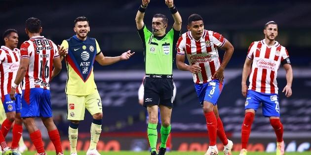 ¿Dónde ver en vivo el Clásico Nacional América vs Chivas?