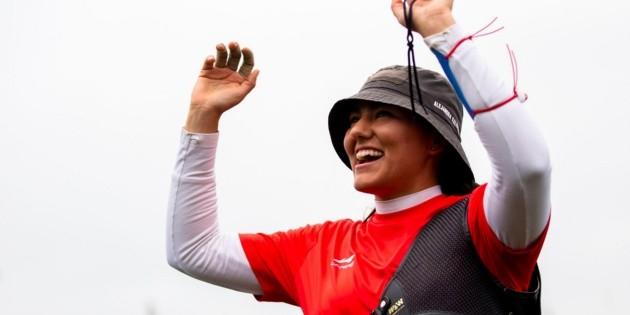 Mexicanas conquistan la plata en el Mundial de Tiro con Arco