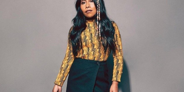 Yalitza Aparicio ahora es modelo de Prada y deslumbra con su look